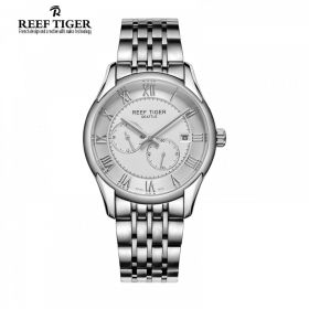 Reef Tiger Seattle Time Vision Automatic Mens Watch # RGA165-YWY