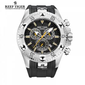 Reef Tiger Hercules Chronograph Mens Watch #RGA303-YBB