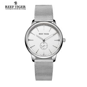 Reef Tiger Classic Vintage Quartz Mens Watch # RGA820-MYWY