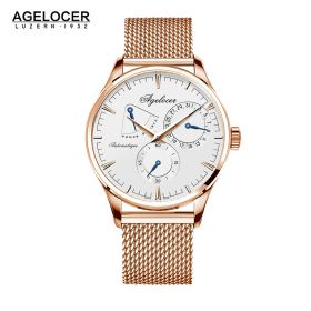 Agelocer Budapest Automatic Men Watch # 4101D9