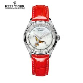 Reef Tiger Love Angel Automatic Women Watch # RGA1550-YWR