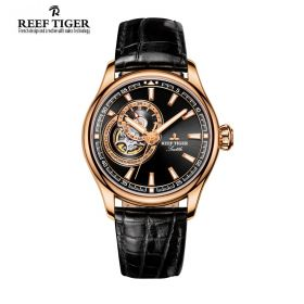 Reef Tiger Seattle Sea Hawk Mens Watch # RGA1639-PBB