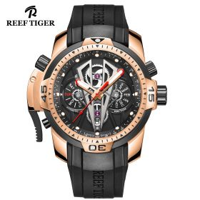 Reef Tiger Aurora Concept II Automatic Mens Sports Watch # RGA3591-PBBR