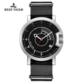Reef Tiger 1980S Limited Edition Automatic Watch # RGA9035-YBB