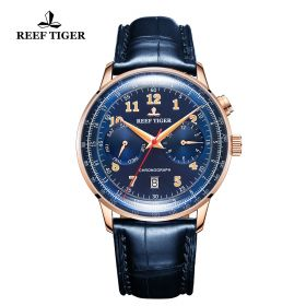 Reef Tiger Respect Limited Edition Automatic Mens Watch # RGA9122-PLL